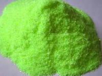 Глиттер флуоресцентный зеленый пакет 50 г (0,2 мм)