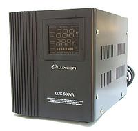 Релейный однофазный стабилизатор напряжения Luxeon LDS-500