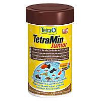 Tetra MIN Junior 100ml - основной корм для мальков