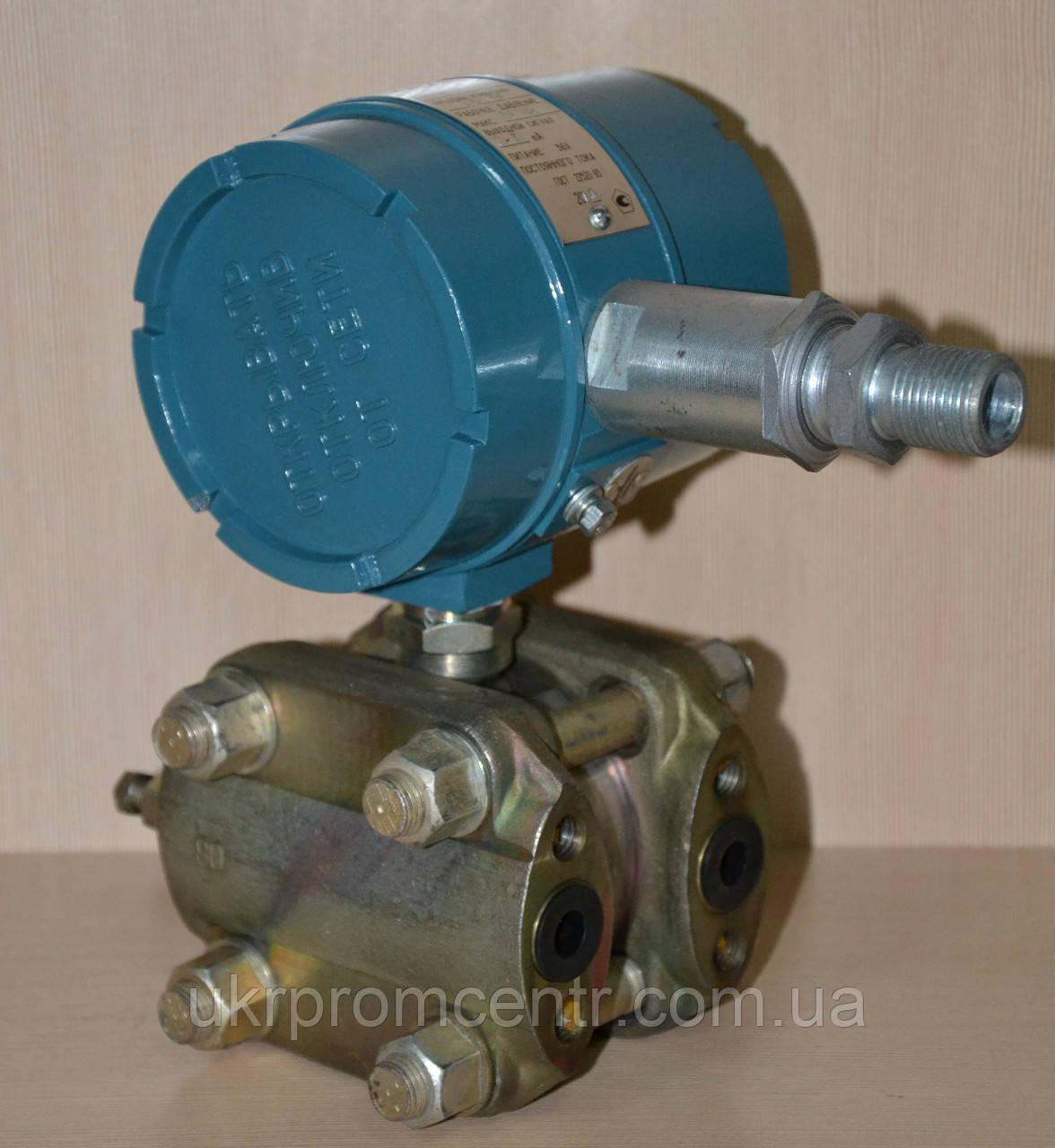 Преобразователи давления Сапфир-22МТ