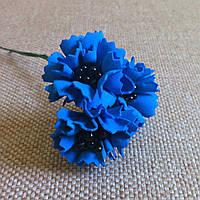 Василёк  темно-голубой