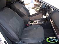 Автомобильные чехлы Виртус Subaru Outack 2015 ->