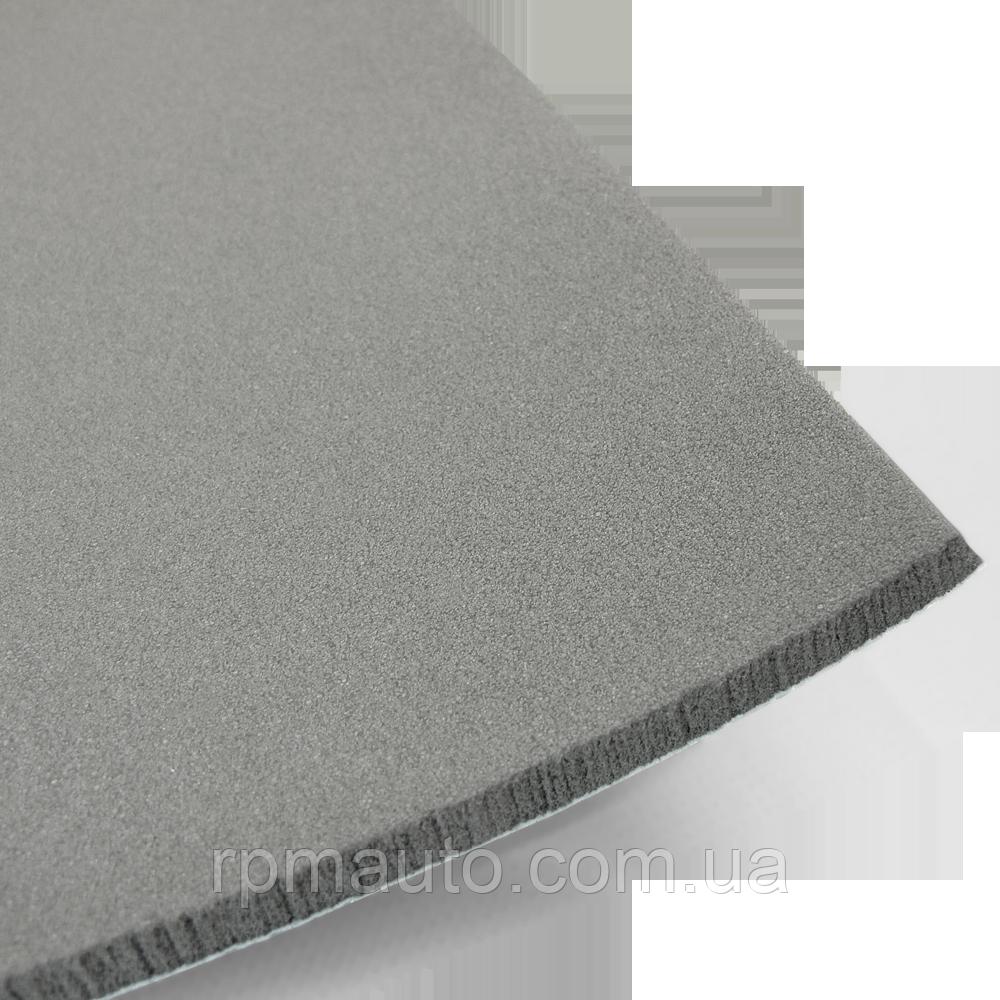 Шумоізоляція Авто PRACTIK Soft 6 мм 100х75 см Обесшумка Звукоізоляція Шумка Антискрип Шумоізоляція Шумівка