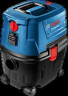 Промышленный пылесос для влажной и сухой уборки Bosch GAS 15 PS Professional (06019E5100)