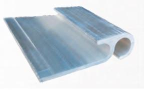 Профиль фиксации боковой шторы тента, фото 1