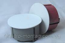 Распаечная коробка (гипсокартон, d-100 мм)