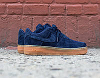 Кроссовки Nike Air Force Low Midnight Navy
