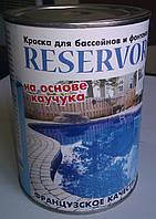 RESERVOR краска для бассейнов и фонтанов