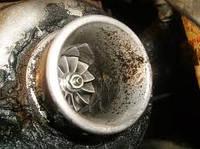 Почему гонит масло турбина?