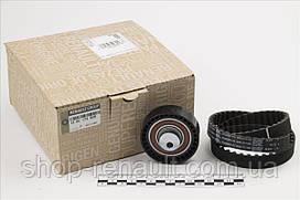 Ремень ГРМ с роликом комплект с 2010г. Ph2 8V Renault Original