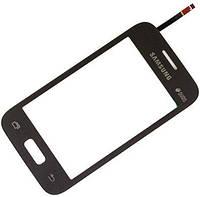 Сенсор (тач скрин) SAMSUNG Galaxy Star 2 G130e black (оригинал)