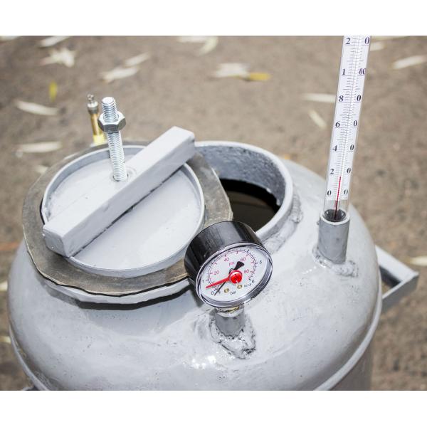 Автоклав РБ-14  для домашнего консервирования из углеродистой стали