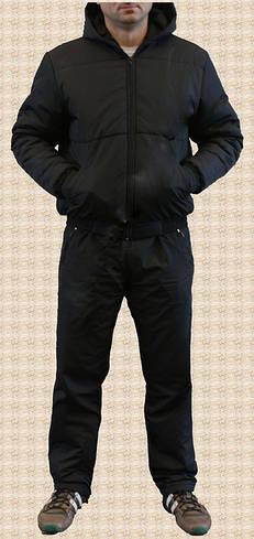 Мужской костюм на синтепоне тд077