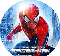 Тарелки (посуда) Человек паук
