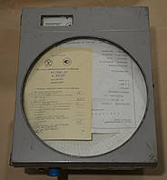 Дифференциальный манометр (дифманометр) самопишущий ДСС-712