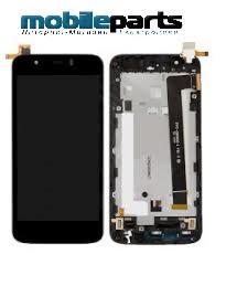 Оригинальный Дисплей (Модуль) + Сенсор (Тачскрин) для Fly IQ4414 (Черный)