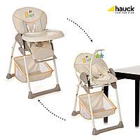 Шезлонг-стульчик 2в1 ребенок Hauck Sit and Relax, фото 1