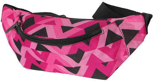 Поясная сумка Loren WB-01 розовый