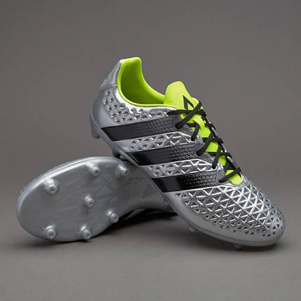 Бутсы Adidas ACE 16.3 FG S79711 Адидас Асе (Оригинал), фото 2