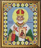 Схема для вышивания бисером Икона Святой Тарасий Архиепископ Константинопольский