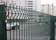 Евро забор из сварного прута 3/4  2.5 м. х 0.62 м.