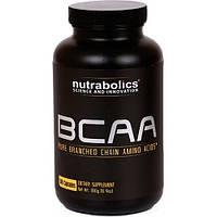 BCAA аминокислоты NutraBolics BCAA (240 капс)