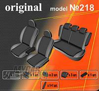 EMC-Elegant Авточехлы на сиденья Nissan Primera P12 c 2002-08