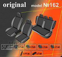 EMC-Elegant Авточехлы на сиденья Nissan Tiida c 2008