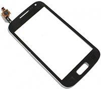 Сенсор (тач скрин) SAMSUNG Galaxy Ace 2 I8160 black (оригинал)