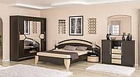 Спальня Аляска Мебель-Сервіс / Спальный гарнитур Аляска Мебель-Сервис