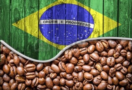 Зерновой кофе Brazil
