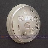 Светильник накладной, на стену и потолок Horoz Electric одноламповый LUX-534121