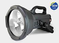 Мощный аккумуляторный светодиодный фонарь Zuke ZK-2971RF 3хCree T6 30W