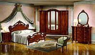 Спальня Pistolesi Fr.lli, Mod. BAROCCO Noce (Італія), фото 1