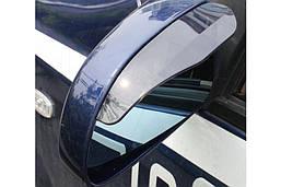 Козырек на автомобильное зеркало заднего вида от дождя,снега