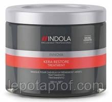 Маска для сильно поврежденных волос Indola Innova Kera Restore Treatment 200 ml