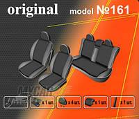 EMC-Elegant Авточехлы на сиденья Opel Zafira с 2003г 5-местная