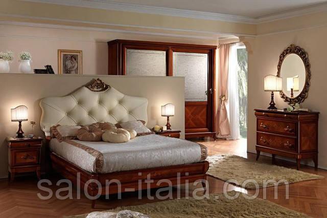 Спальня Pistolesi Fr.lli, Mod. BRIGITE Noce (Італія)