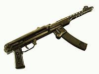 ППС (Пистолет-пулемёт Судаева) Макет массогабаритный