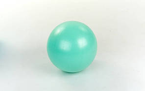 М'яч для пілатесу і фітнесу AEROBIC BALL латекс 20 см