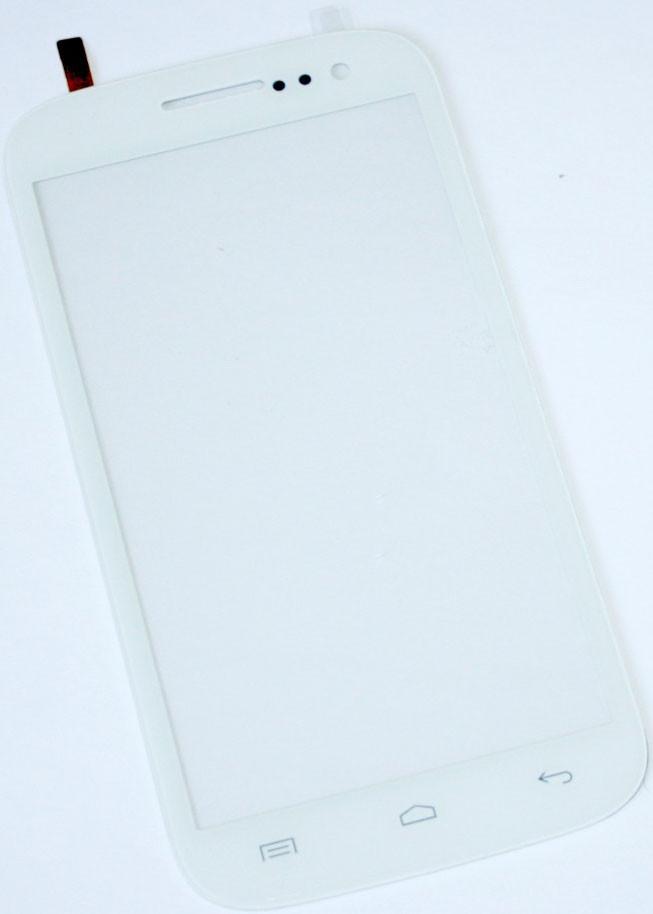 Сенсор FLY IQ451 Vista white (оригинал), тач скрин для телефона смартф