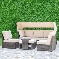 Набор мебели Валора Лаунж, мебель для бассейна, мебель для сауны, мебель для ресторана, для веранды