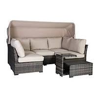 Диван Валора Лаунж, мебель для бассейна, мебель для сауны, мебель для ресторана, для веранды