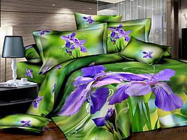 Комплект постельного белья двуспальный 3Д