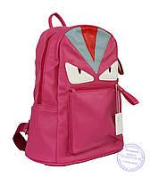 Оптом Рюкзак Энгри Бердс (Angry Birds) - розовый - 7320