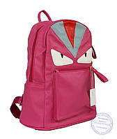 Оптом Рюкзак Энгри Бердс (Angry Birds) - розовый - 7320, фото 1