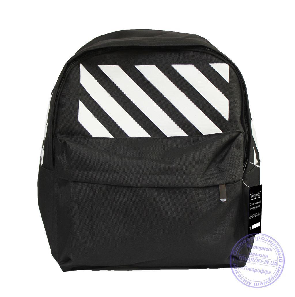Оптом Універсальний спортивний рюкзак - чорний - 8145