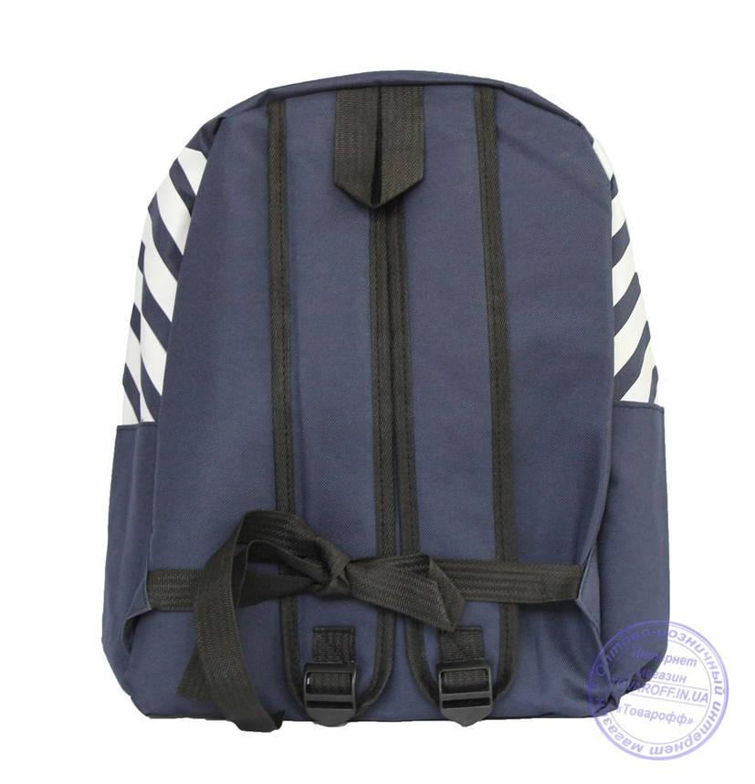 Оптом Универсальный спортивный рюкзак - черный - 8145, фото 2