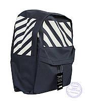 Оптом Универсальный спортивный рюкзак - темно-синий - 8145, фото 1