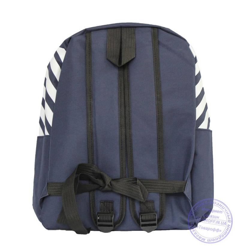 Оптом Универсальный спортивный рюкзак - темно-синий - 8145, фото 2